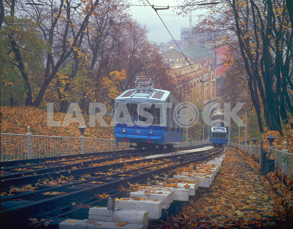 The Kiev funicular — Image 51444
