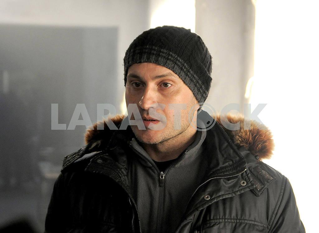 Ahtem Seitablayev director of the film Cyborgs — Image 51453
