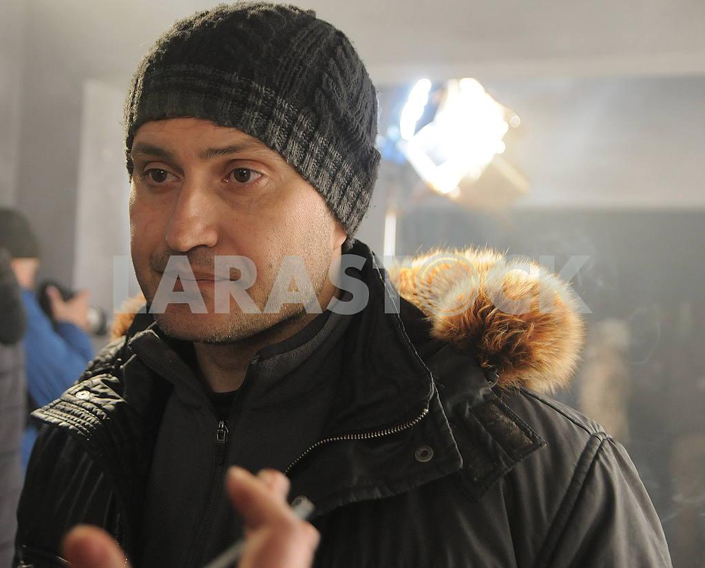 Ahtem Seitablayev director of the film Cyborgs — Image 51454