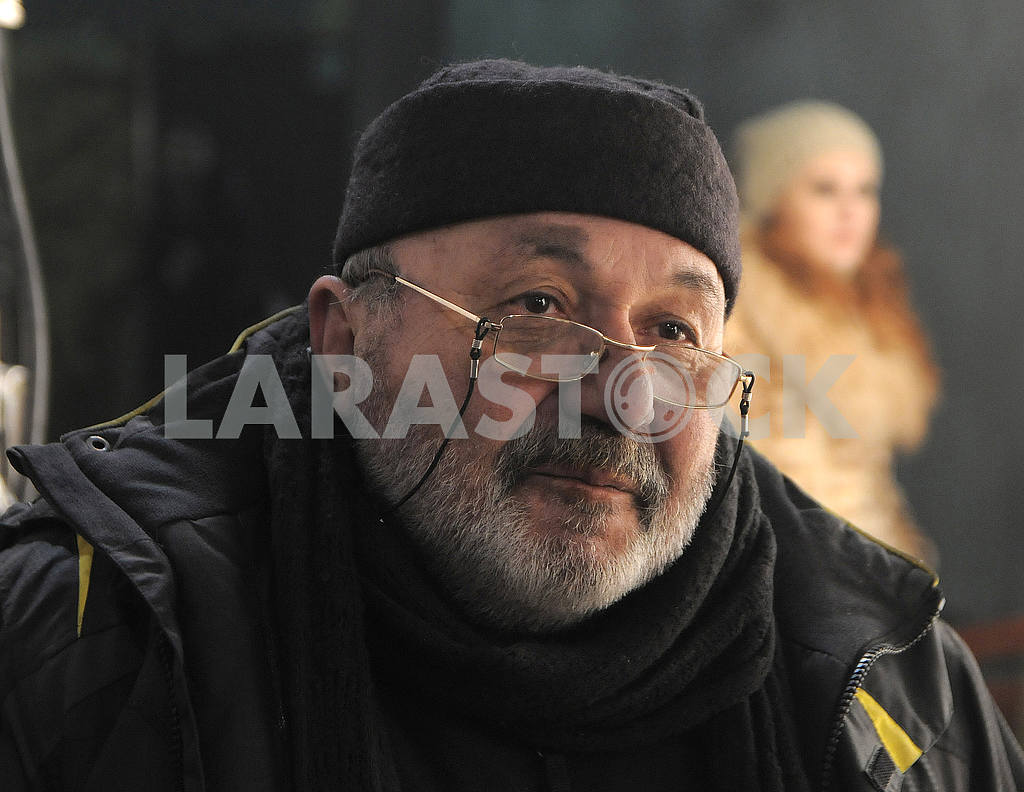 The director of the film Cyborg Shevket Seydametov — Image 51455