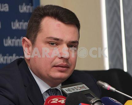 Артем Сытник - директор НАБУ