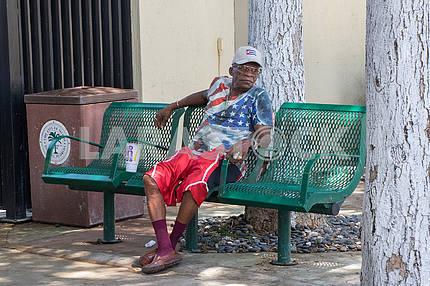 Local resident. Miami