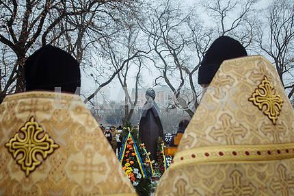 Prayer for Viaskovich