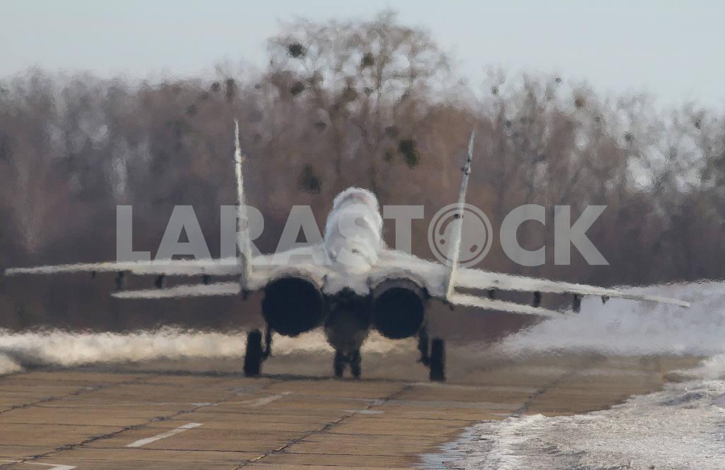 Takeoff MIG-29 — Image 51626