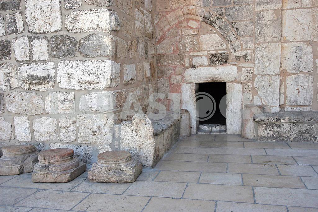 Bethlehem Basilica of the Nativity, Entrance — Image 51639