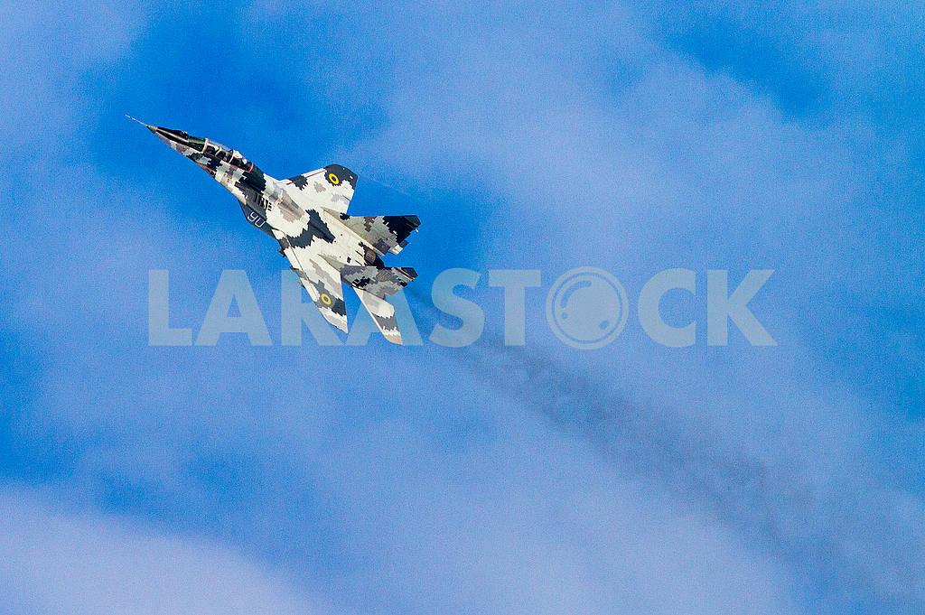 Flaying  MIG-29 — Image 51695