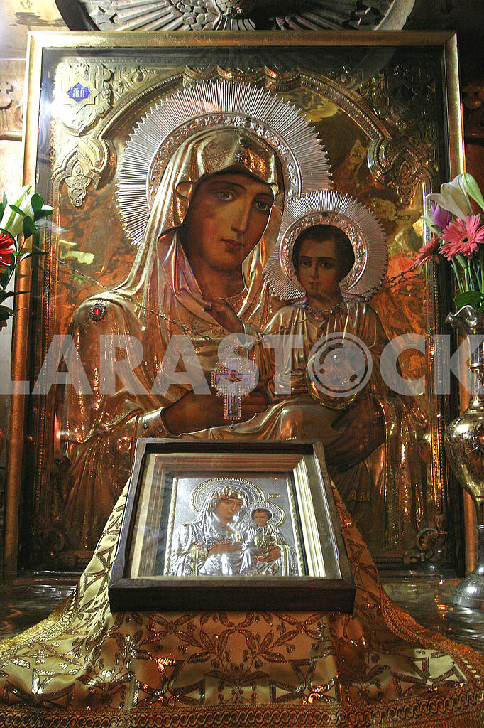 Virgin Mary with Child Jesus — Image 51739