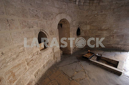 Chapel of the Ascension of Jesus Christ, Jerusalem