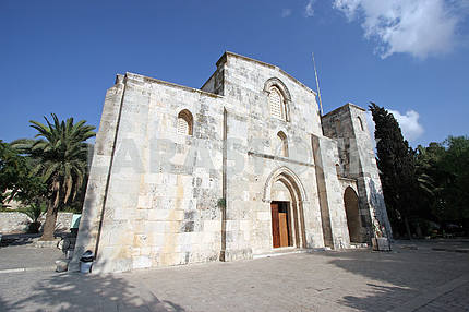 St Ann Church, Jerusalem