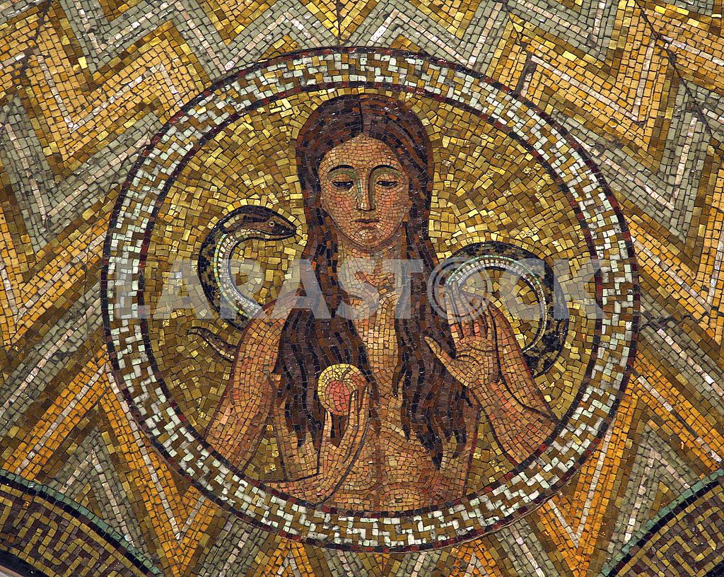 Eve, mosaic — Image 51769