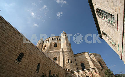 Church Of Dormition on Mount Zion, Jerusalem