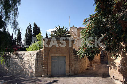 Franciscan monastery in Jerusalem