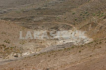 Иудейская пустыня, Израиль