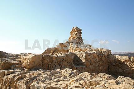 Крепость Масада, Израиль