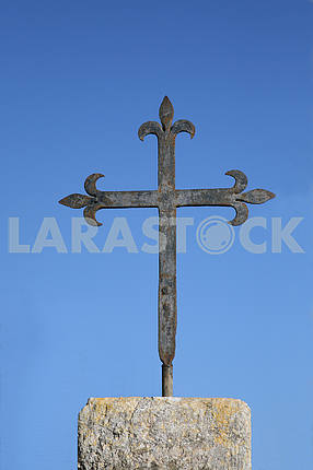 Cross, Basilica of the Transfiguration, Mount Tabor