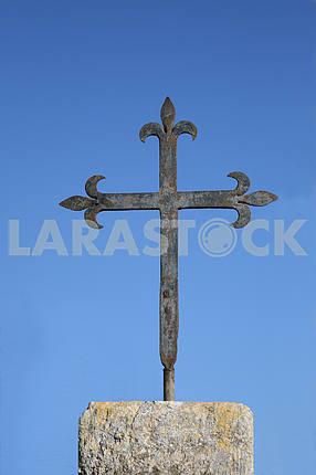 Cross, Basilica of the Transfiguration, Mount Tabor
