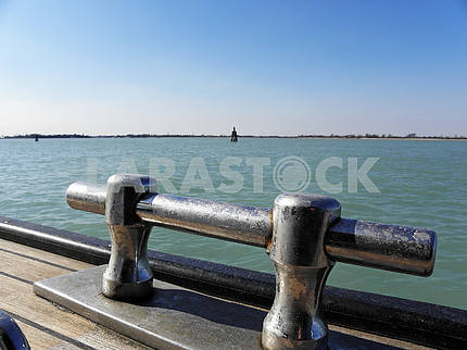 Venice by springtime,docks and lagoons,2