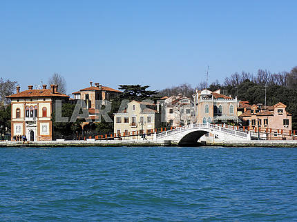 Venice by springtime,docks and lagoons,5