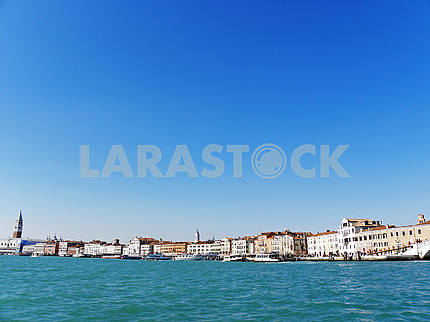 Venice by springtime,docks and lagoons,7