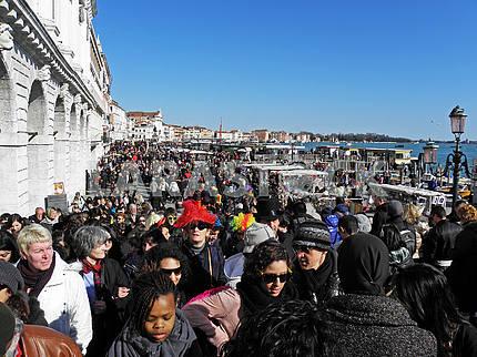 Venice carnival's crowd,2