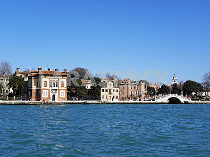 Venice by springtime,docks and lagoons,6