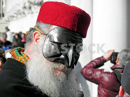 Carnival in Venice,costumes and masks,contributors,41