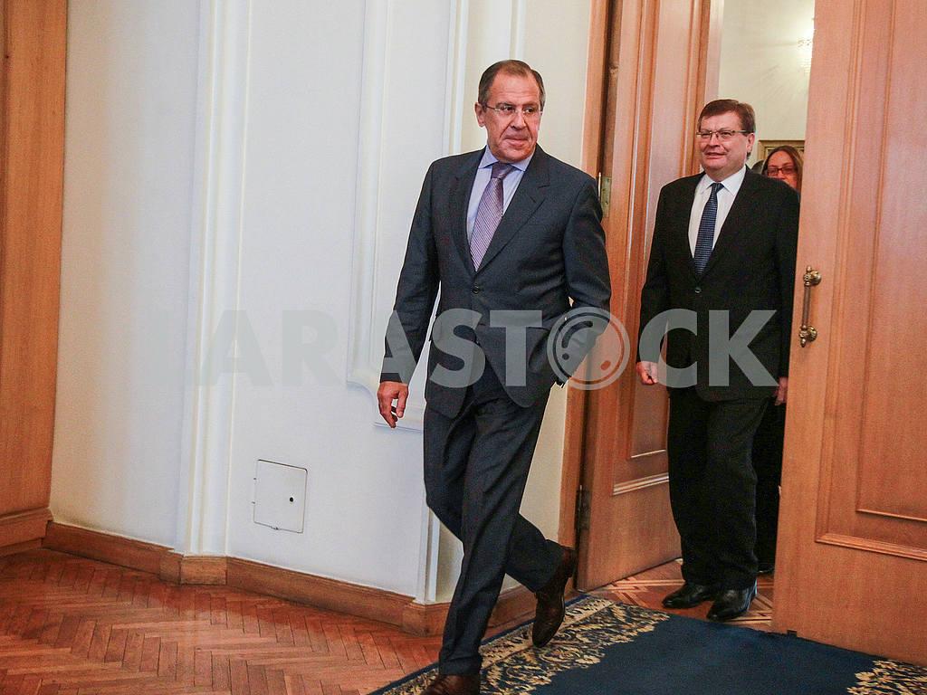 Sergey Lavrov and Konstantin Grishchenko — Image 52174