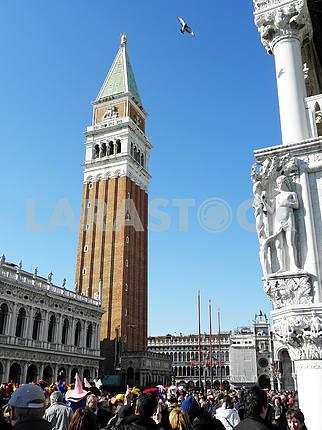 Венеция, Италия, архитектурные детали города, 2