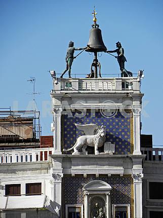 Венеция, Италия, архитектурные детали города, 5