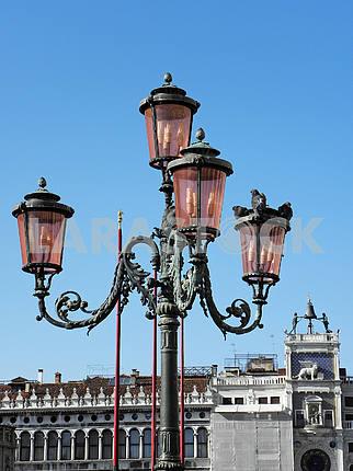 Венеция, Италия, архитектурные детали города, 7