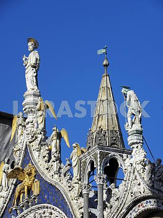 Венеция, Италия, архитектурные детали города, 18