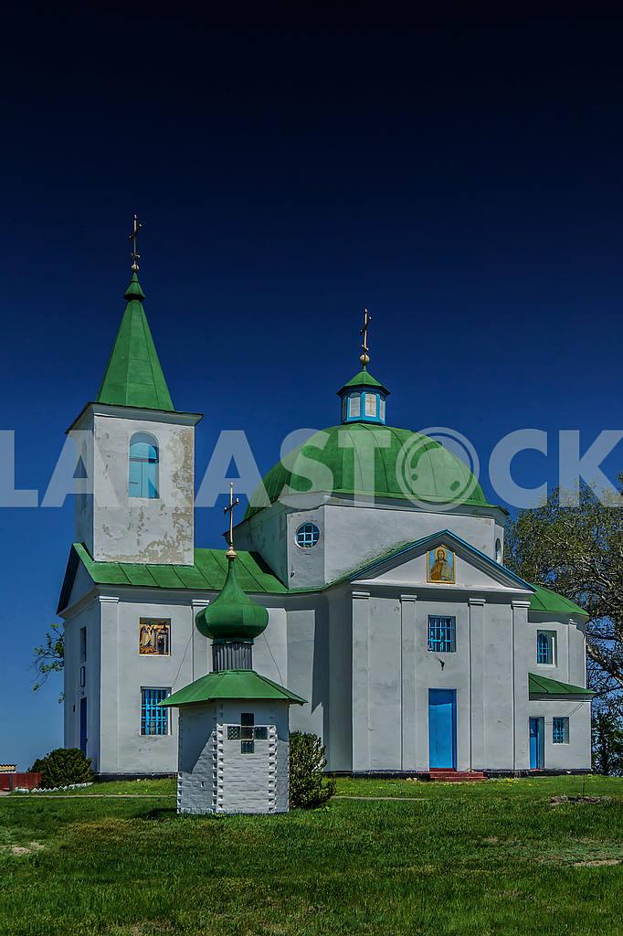 St. Michael the Archangel Church, village Shandra. Ukraine — Image 52254