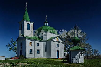 Церковь Архангела Михаила, с.Шандра (1831г). Украина