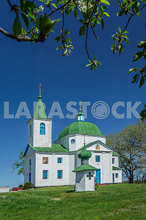 St. Michael's church village. Shandra. Ukraine