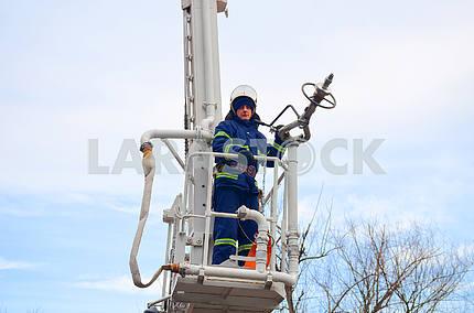 Lifeguard on the crankshaft