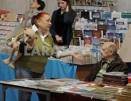 """Book exhibition """"Kiev Spring-2017"""""""