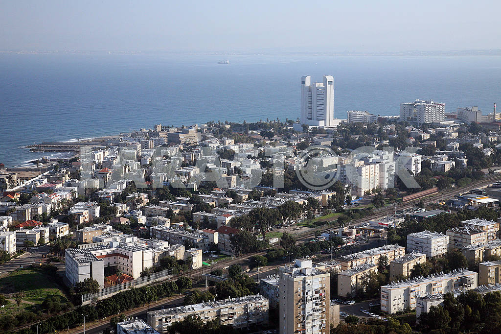 Overview of the city of Haifa in Israel — Image 52333
