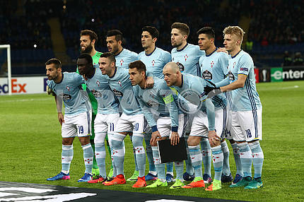 The Celta team