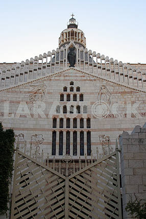Basilica of the Annunciation, Nazareth, Israel