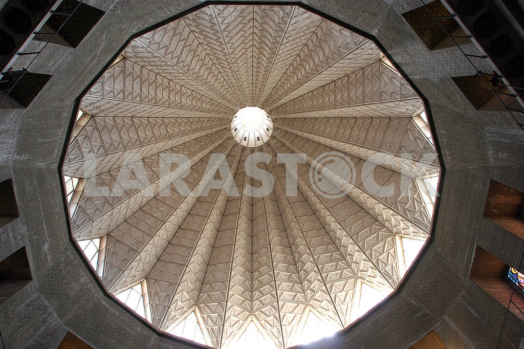 Dome of the Basilica of the Annunciation, Nazareth — Image 52378