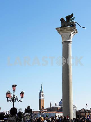 Венеция, Италия, архитектурные детали города, 8