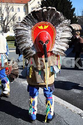 Carnival in Zagreb,Croatia,1