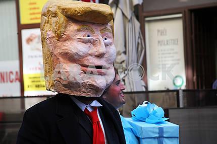 Carnival in Zagreb,Croatia,12