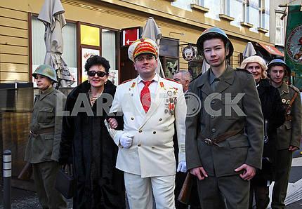 Carnival in Zagreb,Croatia,13