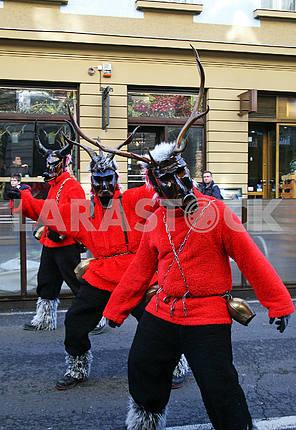 Carnival in Zagreb,Croatia,19