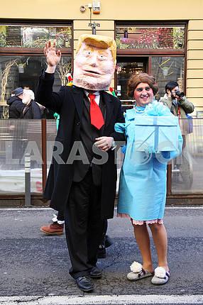 Carnival in Zagreb,Croatia,27