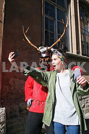 Carnival in Zagreb,Croatia,35