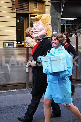 Carnival in Zagreb,Croatia,9