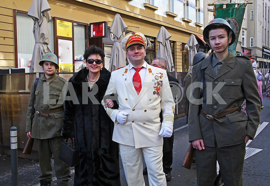 Carnival in Zagreb,Croatia,14 — Image 52421