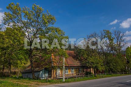 Izki village, Transcarpathian region, Ukraine